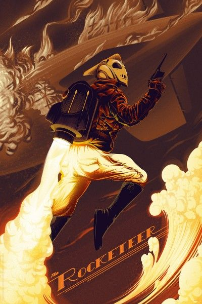 the-rocketeer-mondo-poster-variant