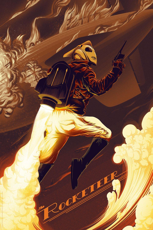 Comic-Con Mondo Poster for Batman Returns | Collider