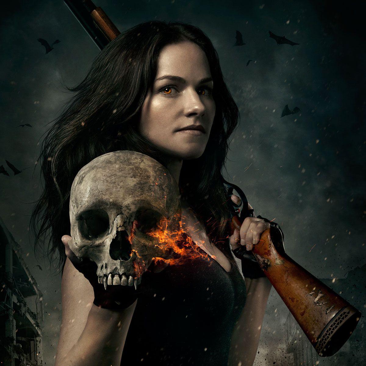 Comic Con: Watch the Van Helsing Cast Talk Vampires, More ...