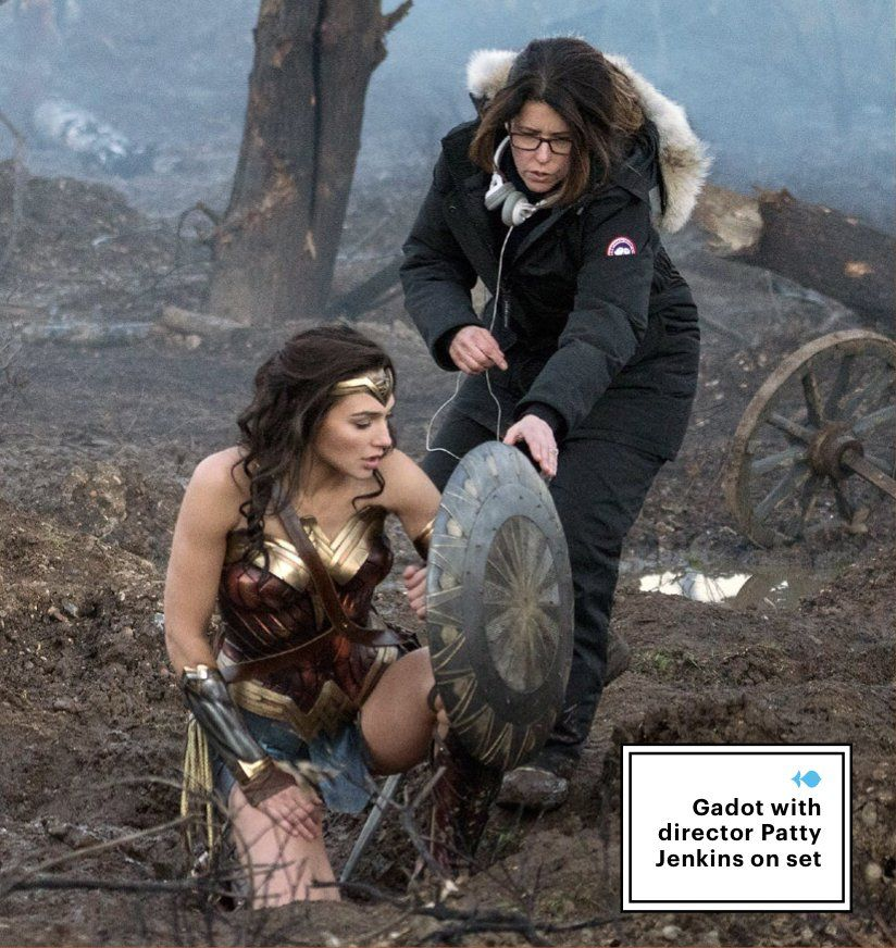 Wonder Woman Patty Jenkins Gal Gadot