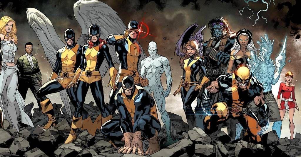 X-Men Series Set at FOX From Bryan Singer and Matt Nix ... X Men Girl Characters Names