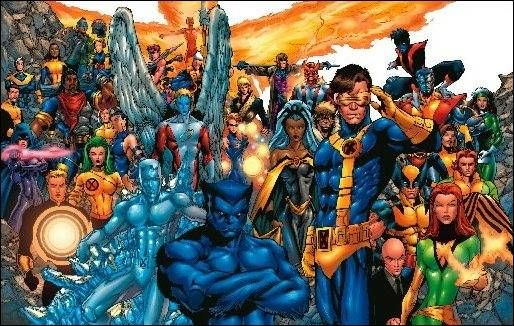 X Men Characters Comic X-Men TV Series Get's ...