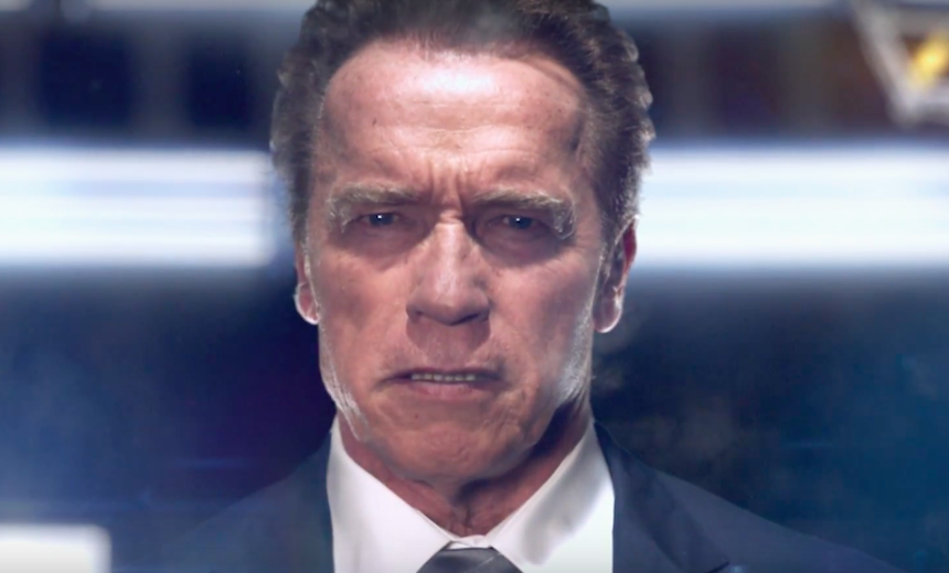 celebrity apprentice trailer arnold schwarzenegger enters collider