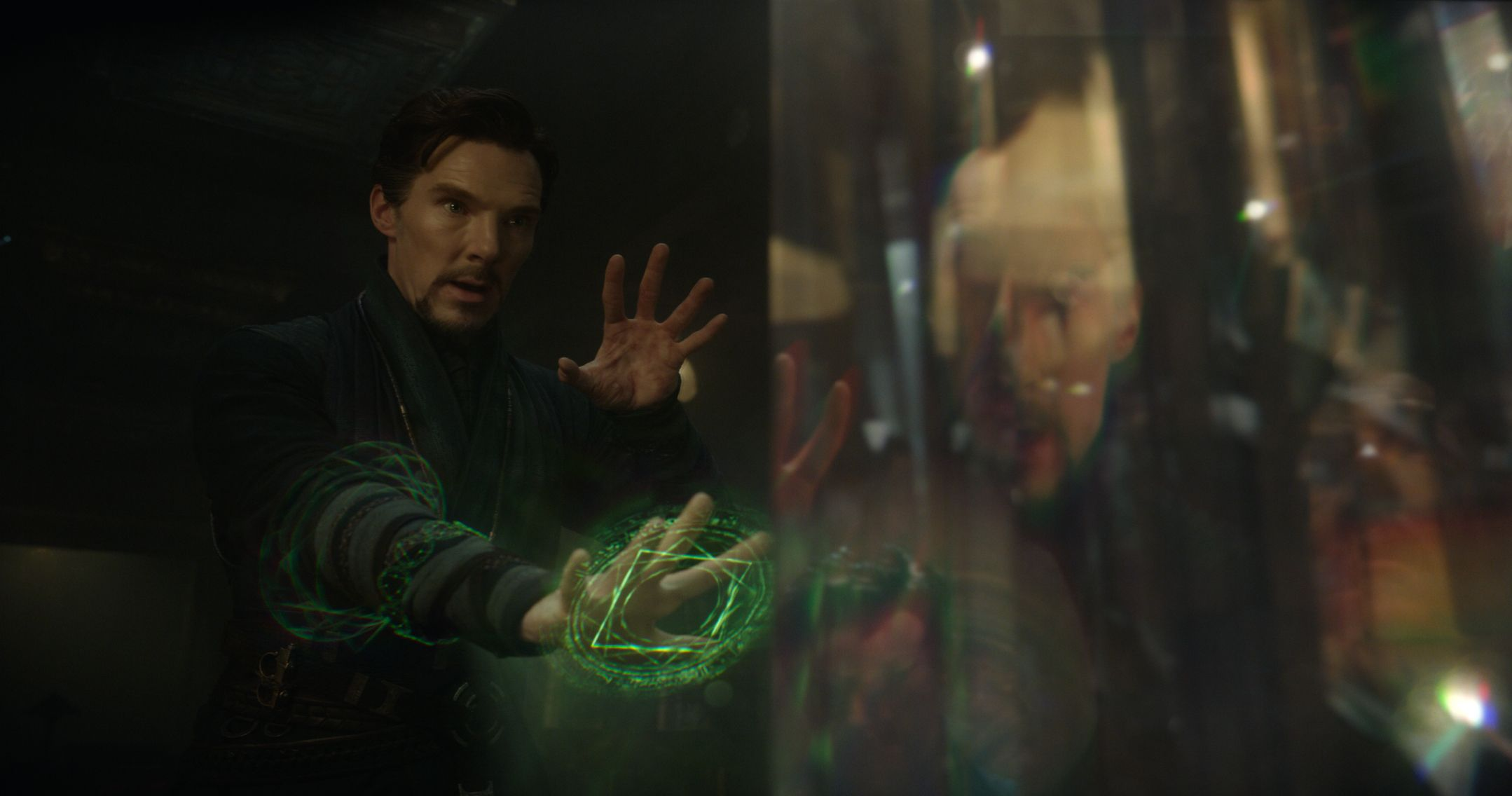 Doctor Strange: lots of new images launch
