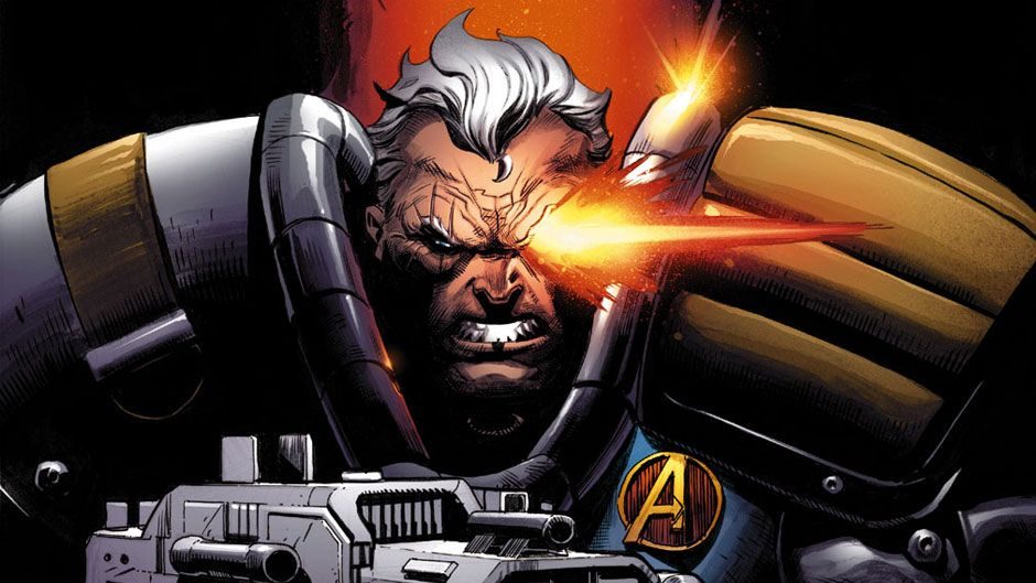 Josh Brolin is Cable in 'Deadpool 2'