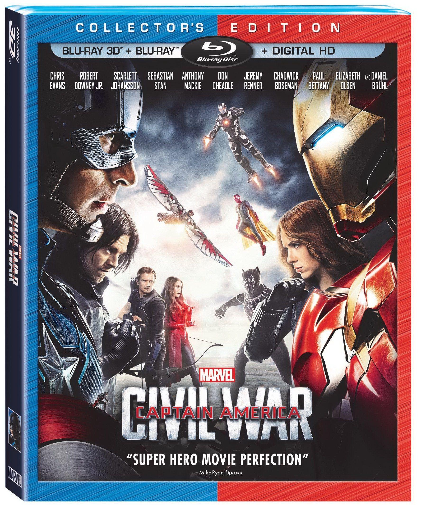 Captain America Civil War Original Ending Revealed