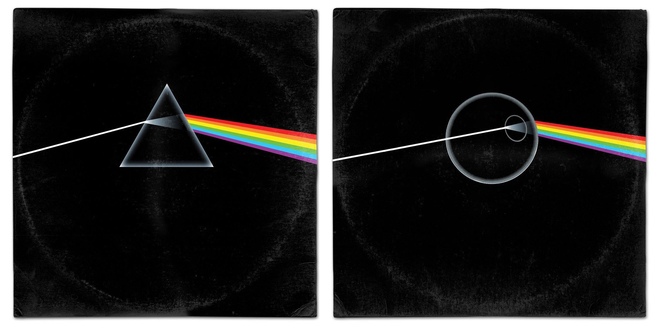 Star Wars Characters Reimagined As Famous Album Covers