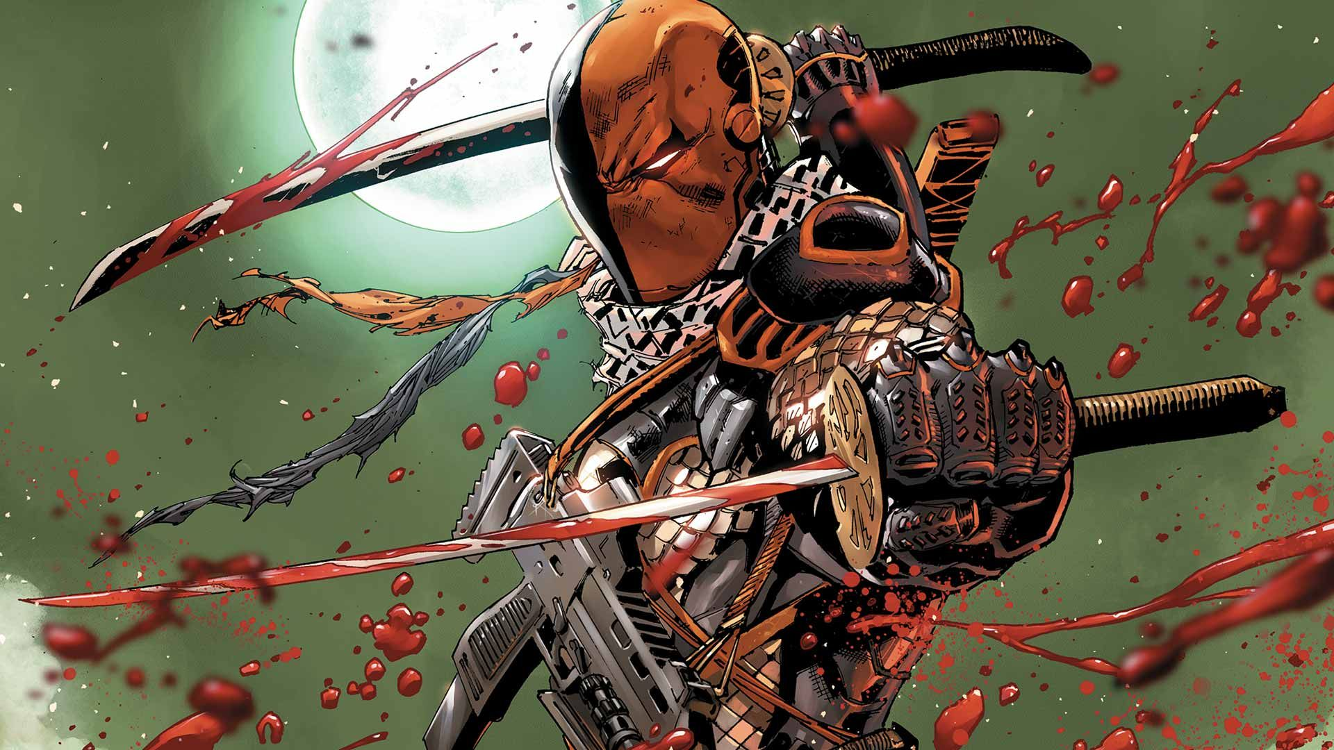 Justice League Adds Deathstroke To The Mix