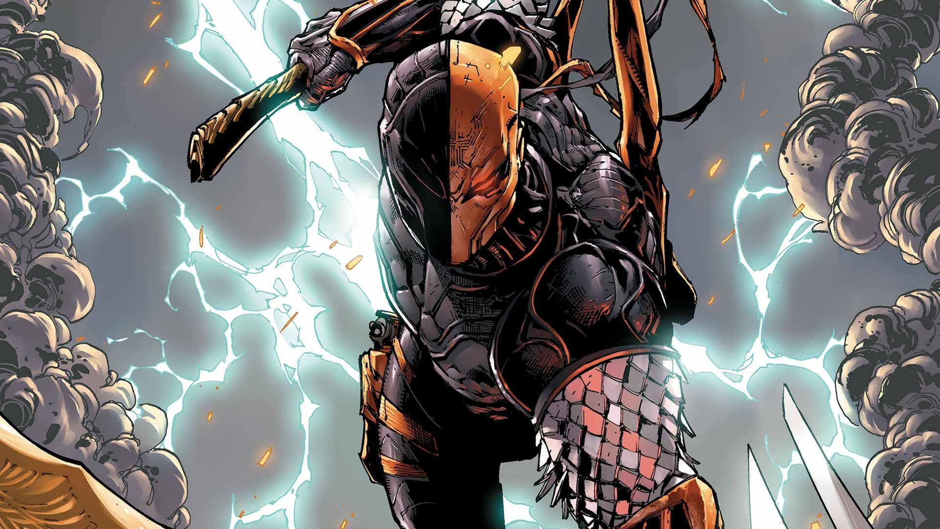 Movie Talk Batman Standalone To Feature Deathstroke