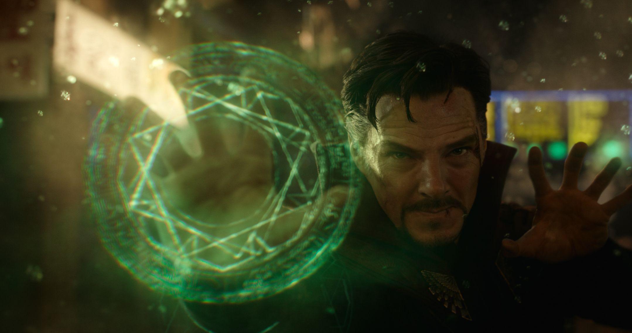 How Doctor Strange's M...