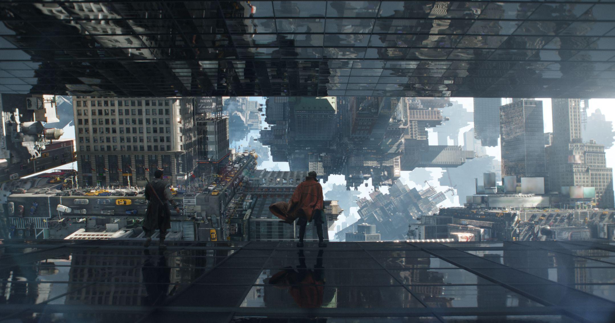 รีวิว Doctor Strange: หมอแปลกจอมเวทย์ – KWANMANIE