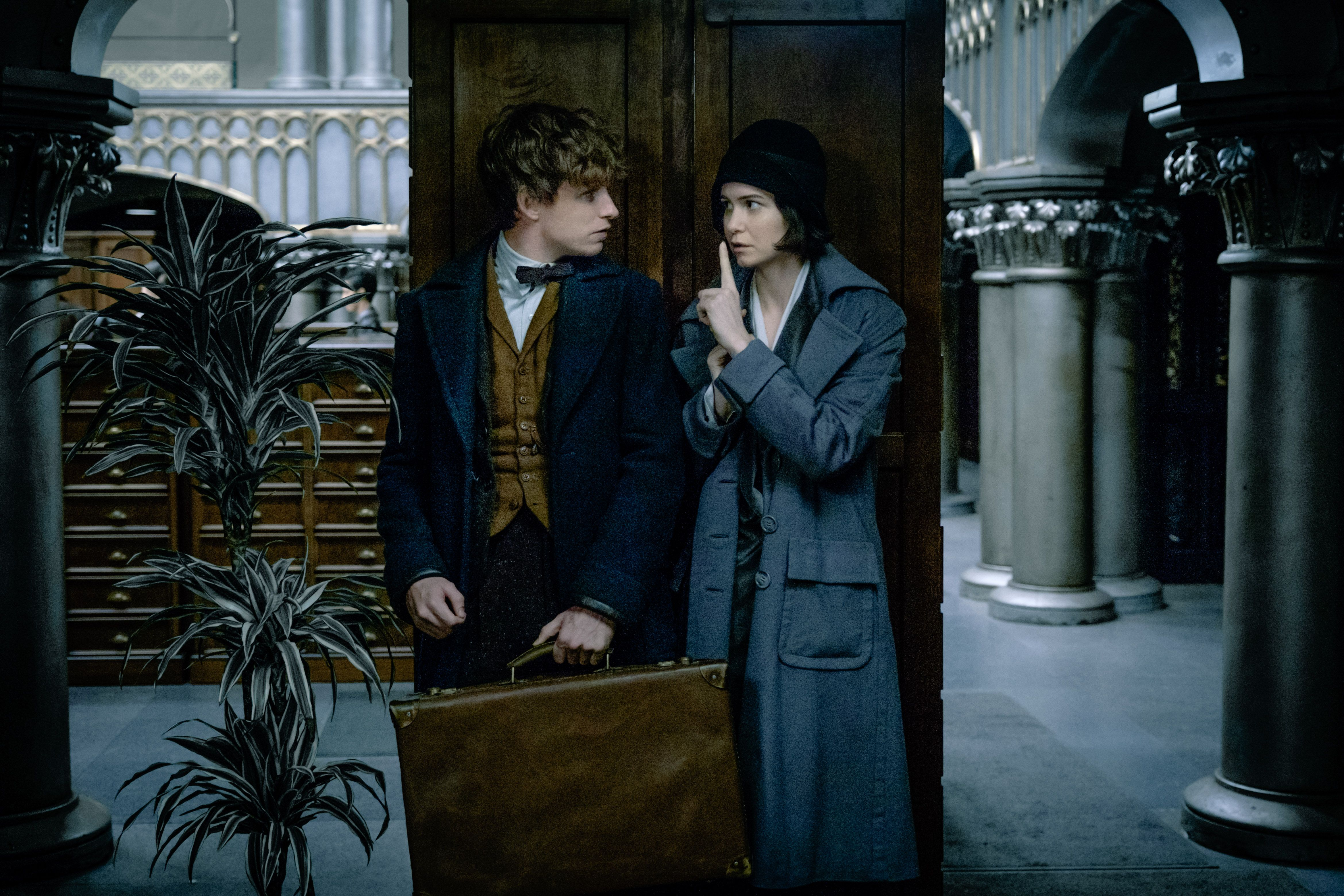 Fantastic Beasts and Where to Find Them TV Spots Get