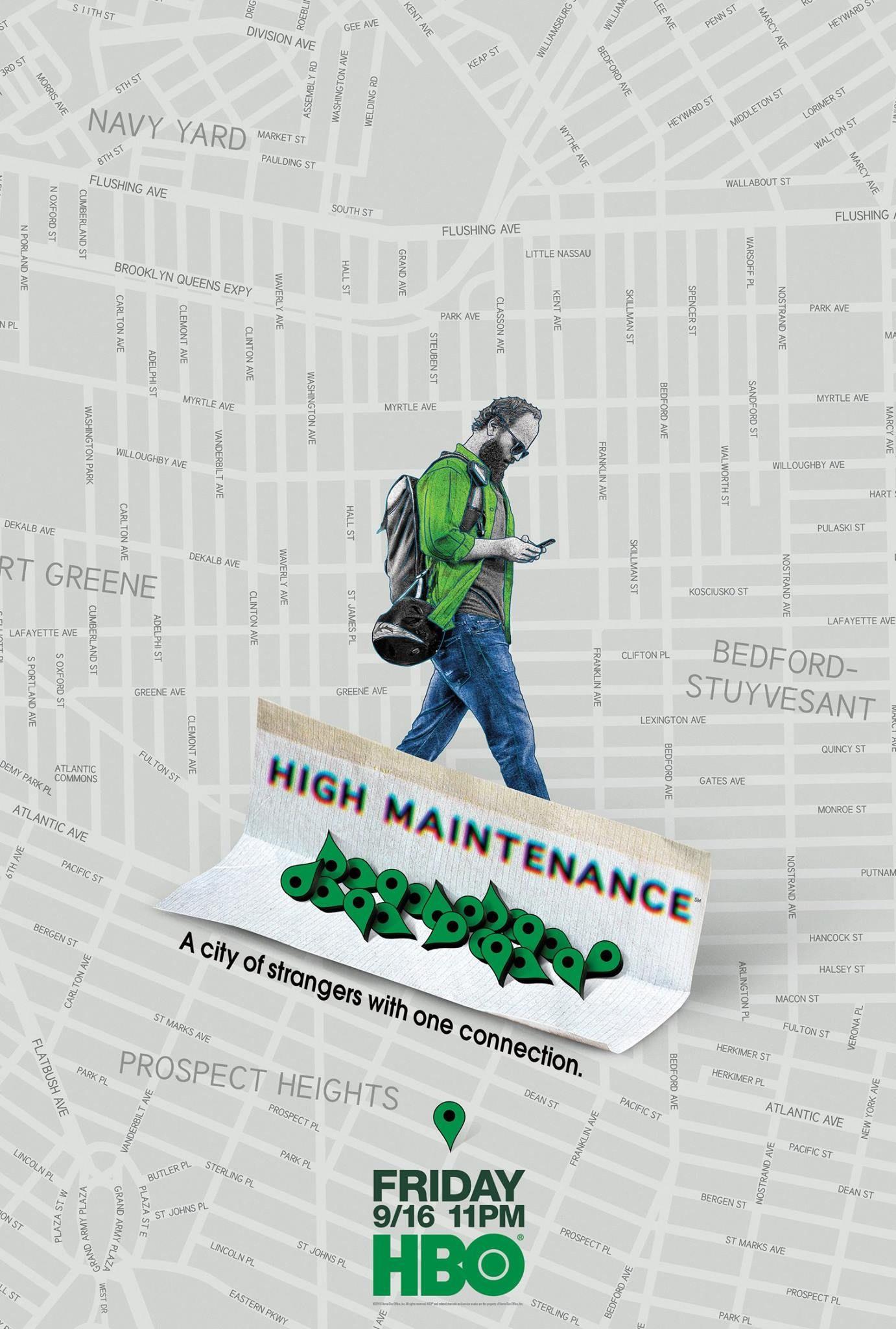 High Maintenance Streaming