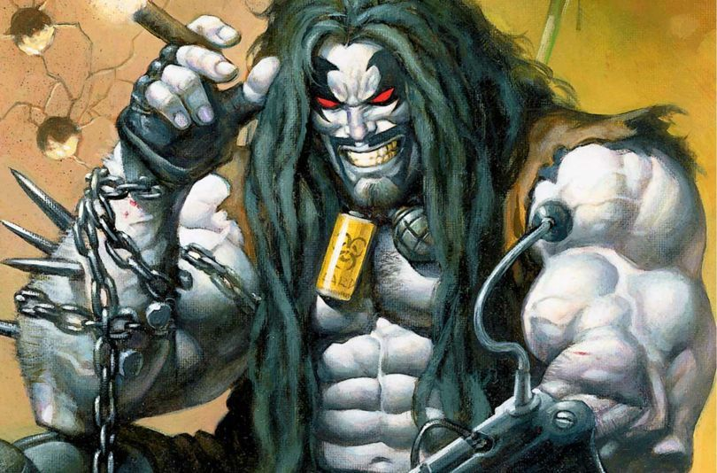 Lobo Movie Considering Michael Bay to Direct DC Superhero Movie