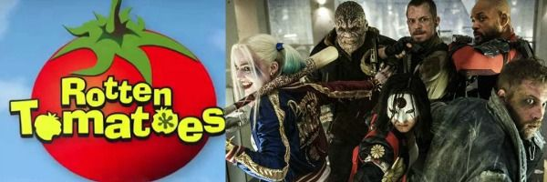 Movie Talk: Suicide Squad Fans Petition Rotten Tomatoes