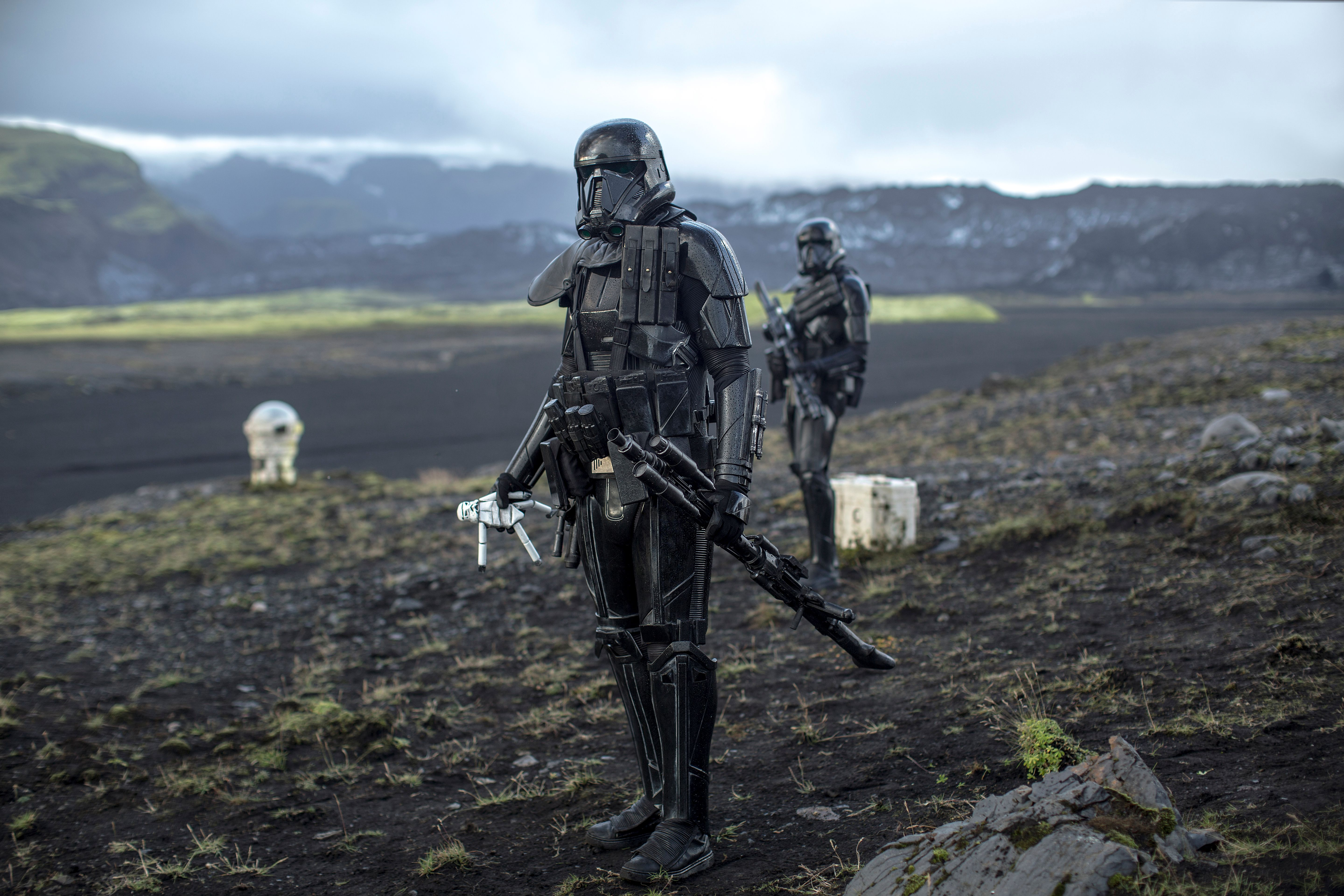 Rogue One Hi Res Images Reveal The Star Wars Story In Detail