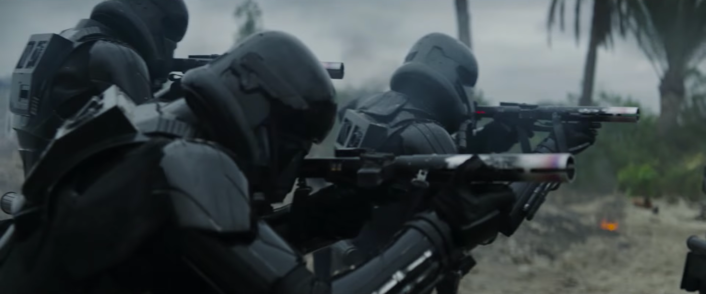 Rogue One New Trailer Images Reveal The Rebellion S Mission Collider