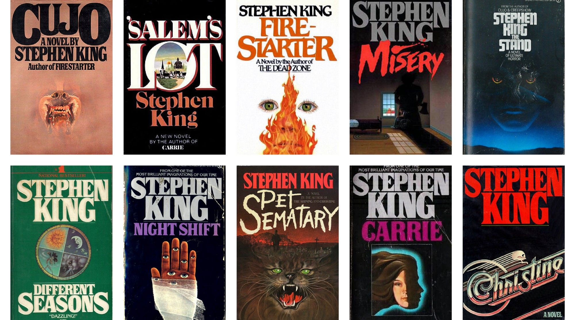 Best Book Cover Fonts : Castle rock stephen king hulu series gets episode