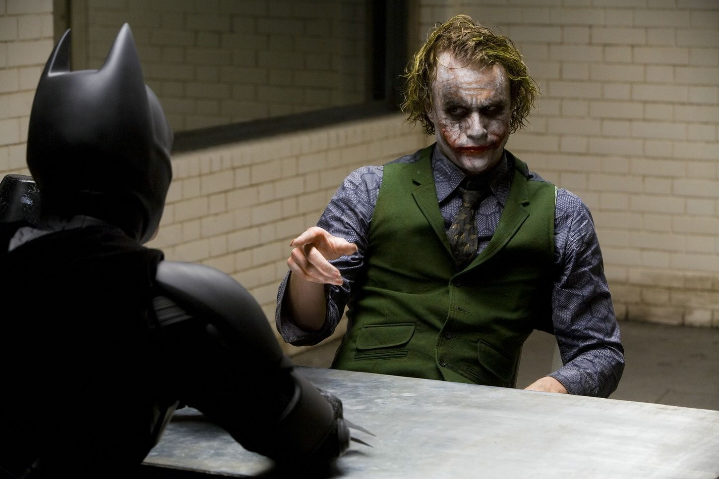watch why heath ledger s joker is the perfect villain collider the dark knight the joker batman