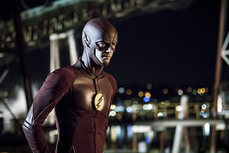 The Flash Season 3 Premiere Image Grant Gustin