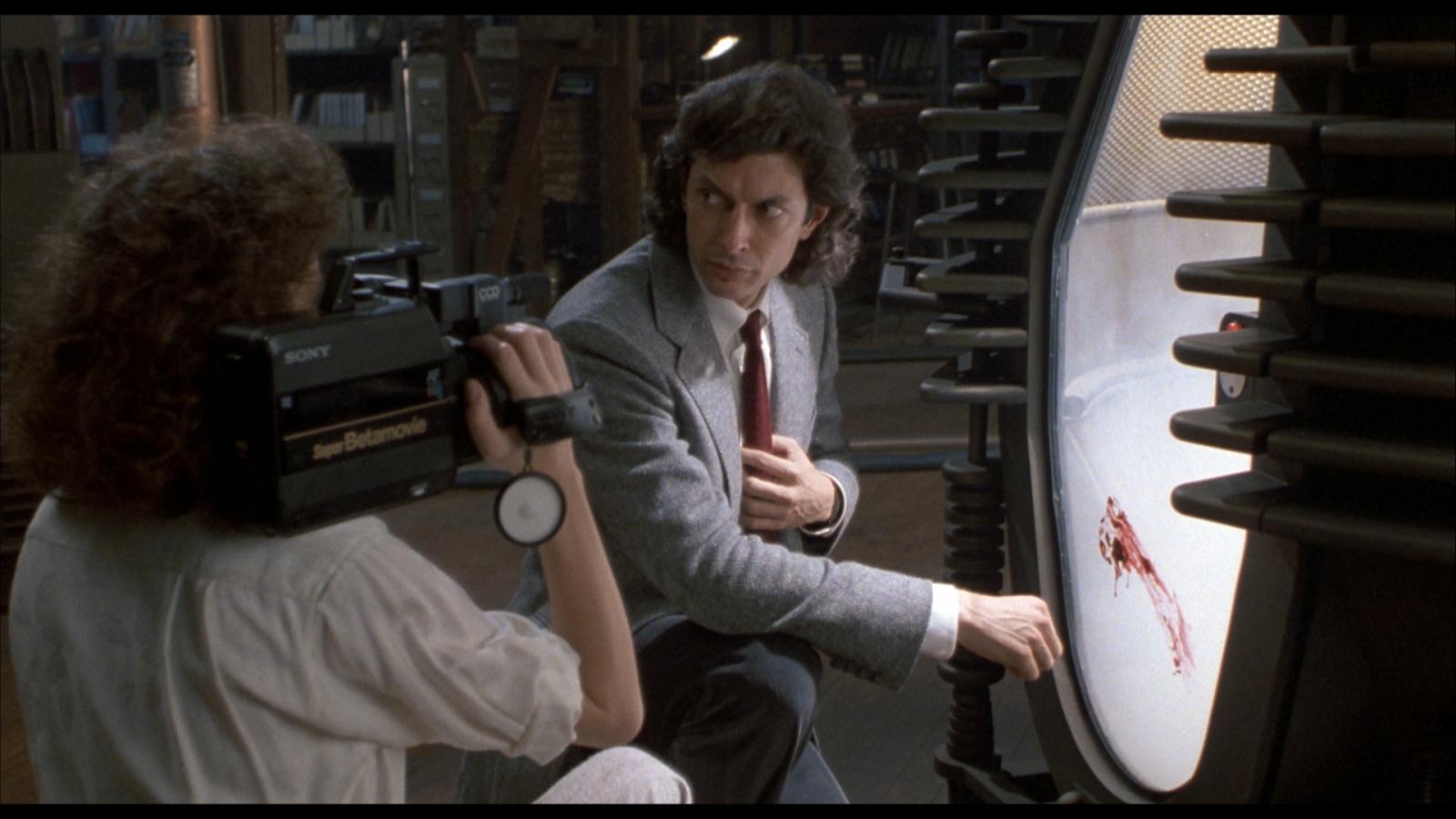 The fly david cronenberg online dating