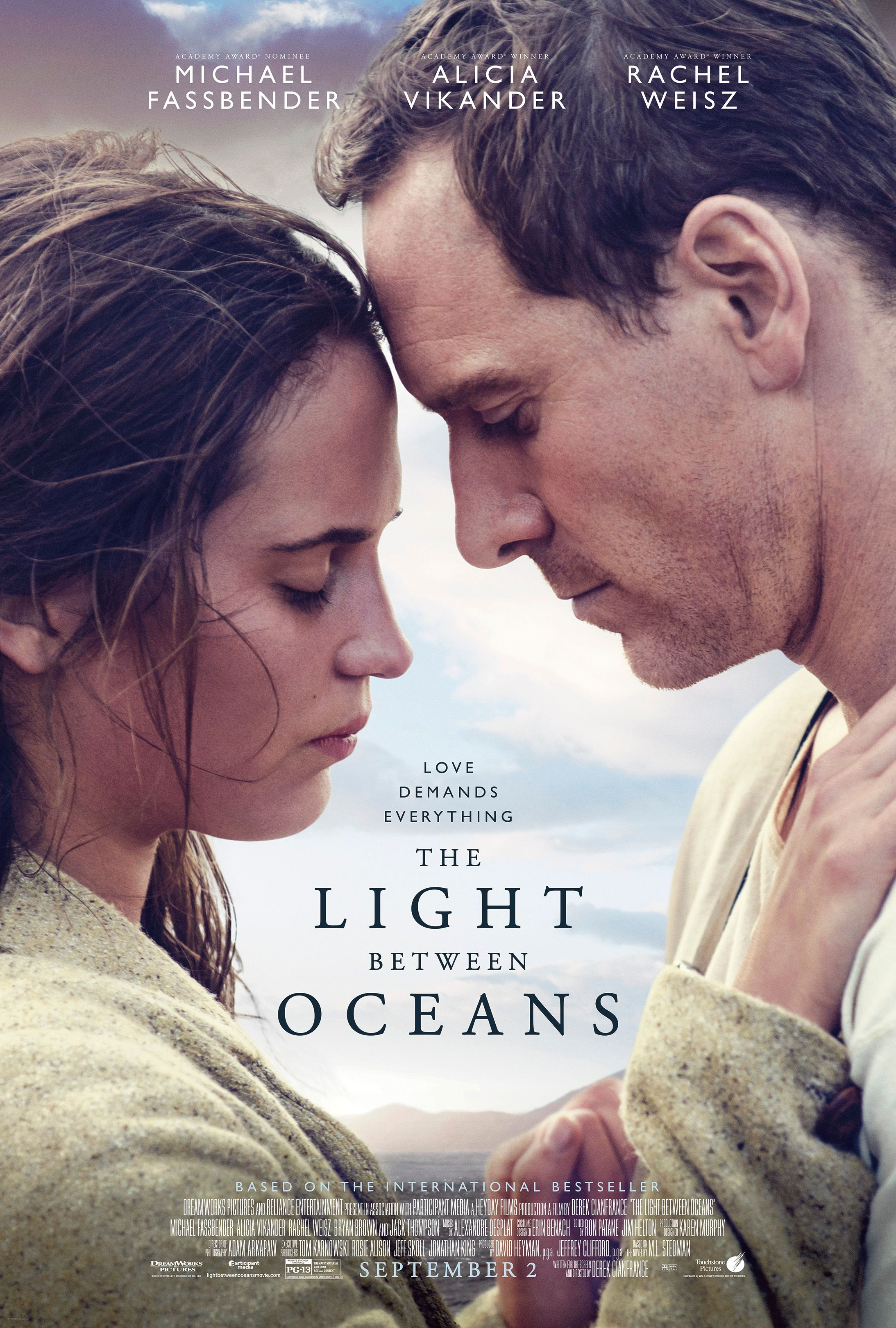 Michael Fassbender on Light Between Oceans, Alien: Covenant Scare