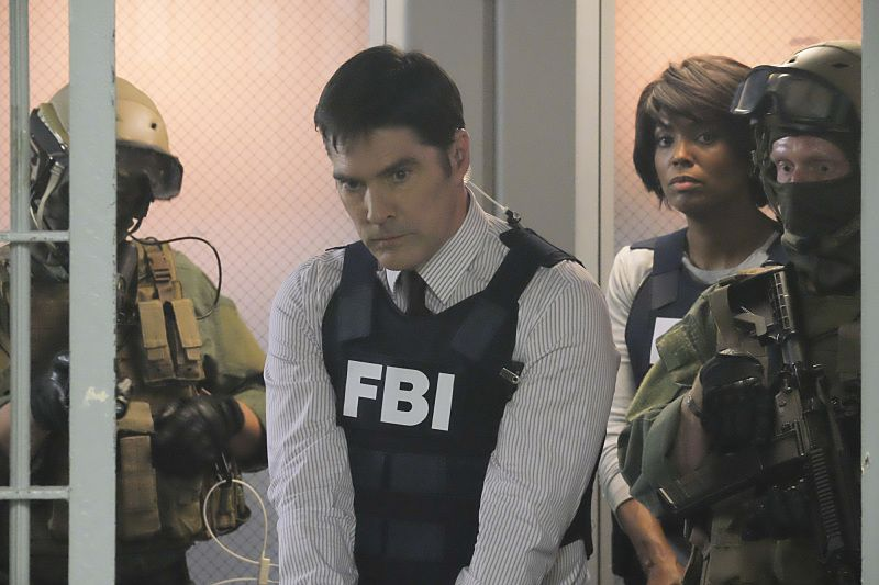 Thomas Gibson Officially Fired from 'Criminal Minds'