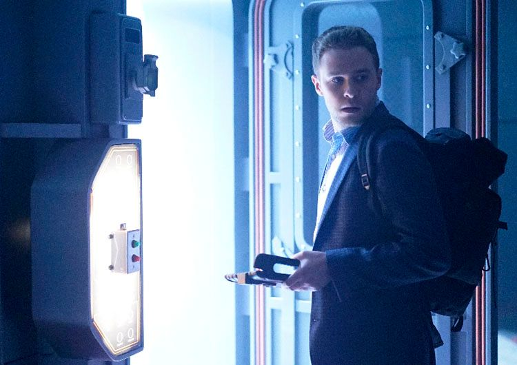 Agents of SHIEL... Iain De Caestecker Shield
