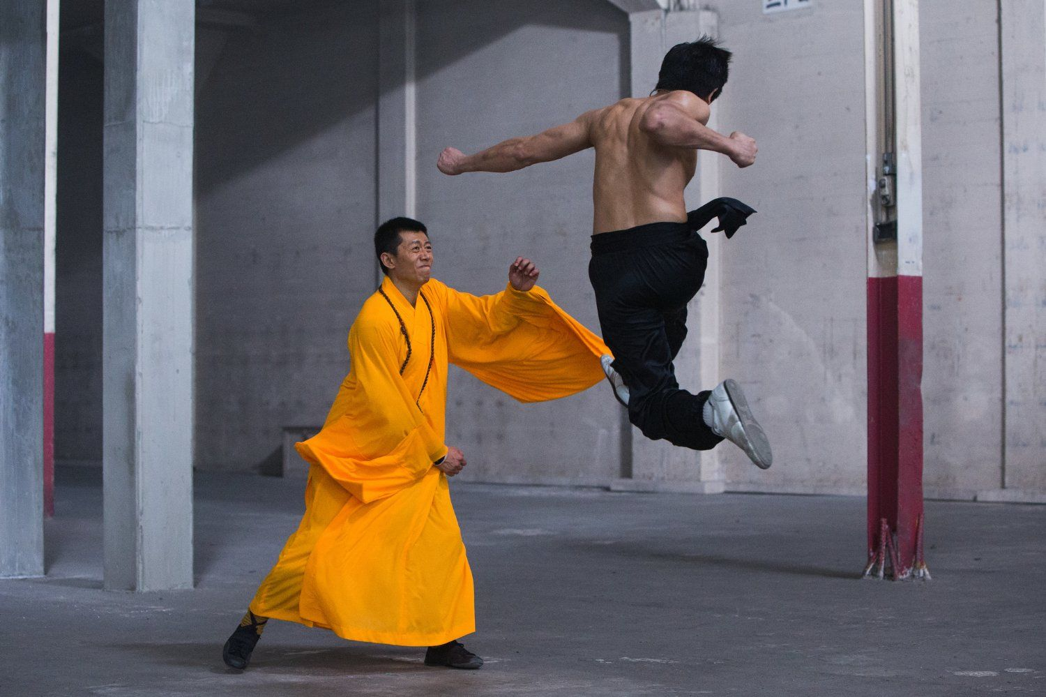 Birth of the Dragon Trailer Reveals Bruce Lee-Inspired