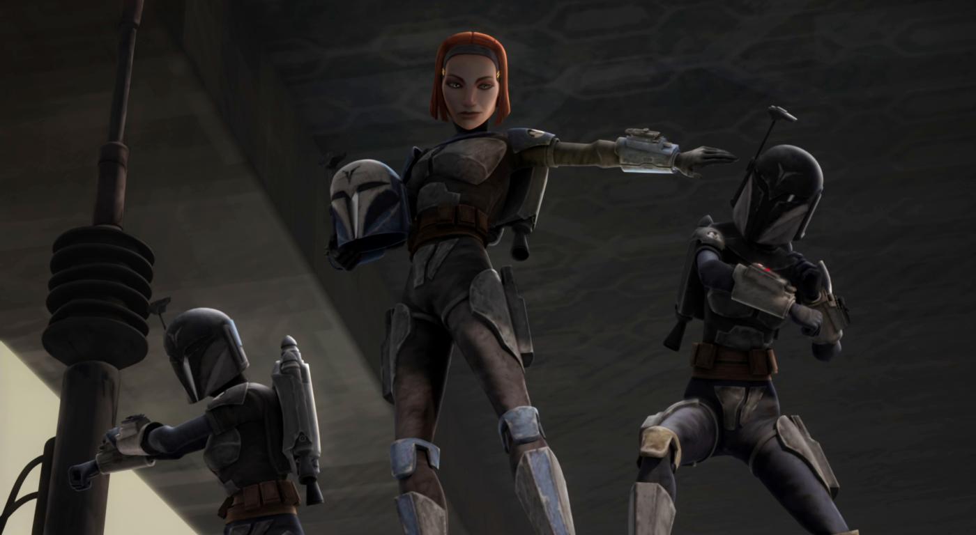 Star Wars Rebels Season 3 to See the Return of Bo-Katan