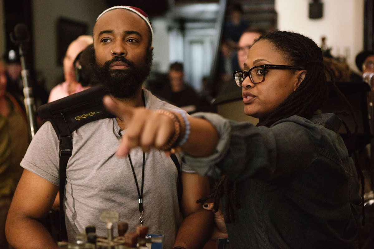 bradford young ava duvernay selma - Ava DuVernay Teases Details for Netflix's 'Central Park Five'; Bradford Young Serving as DP