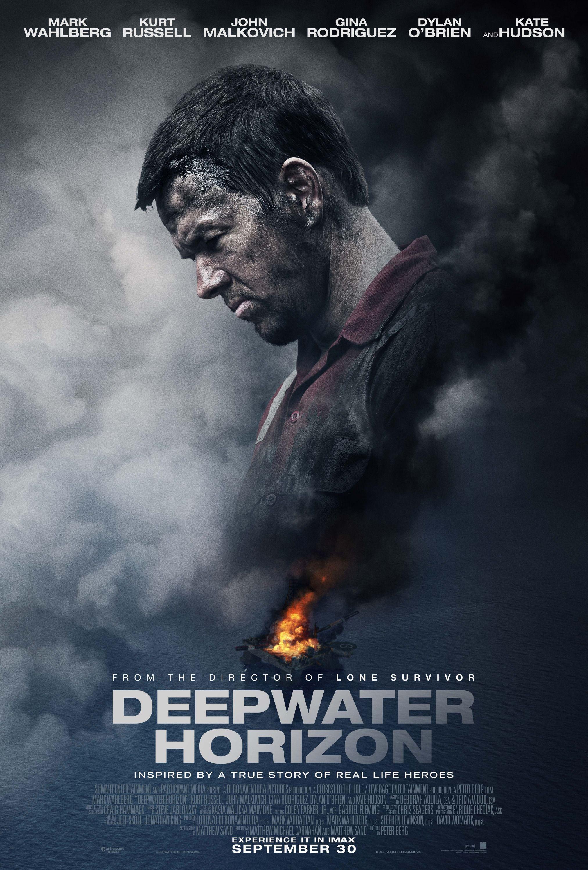 Deepwater Horizon Review: A Disaster Film That Terrifies