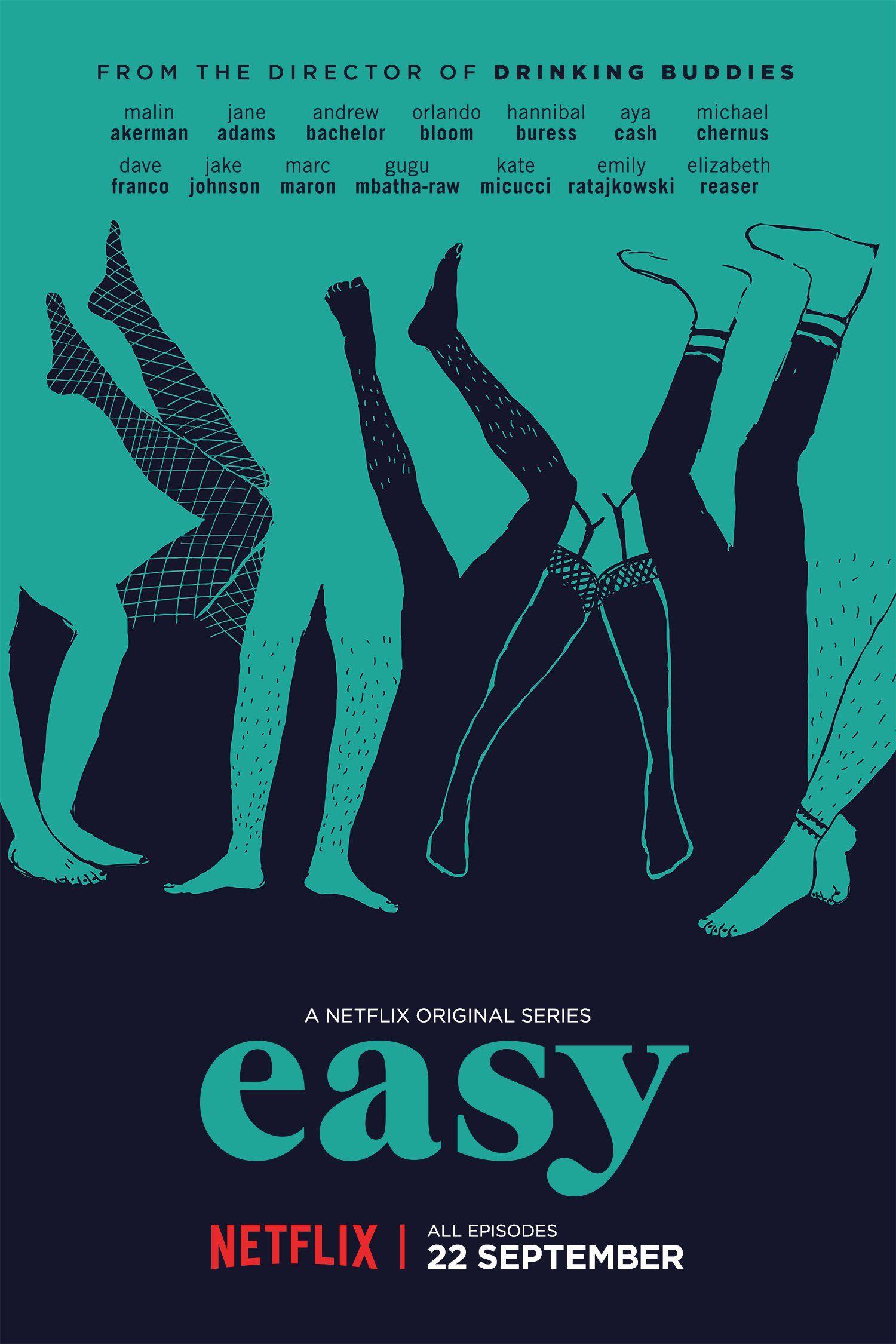easy netflix poster franco dave maron marc trailer series collider reaser