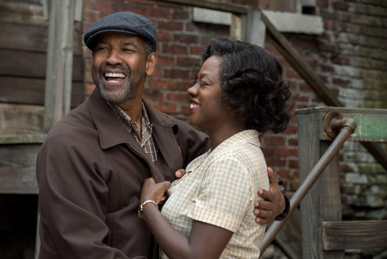 Fences Trailer Denzel Washington Viola Davis Lead Drama