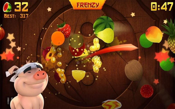 New Line Acquires Movie Rights to Fruit Ninja