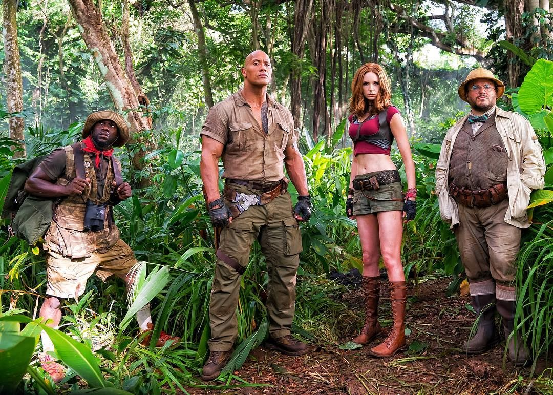 'Jumanji: Welcome to the Jungle': Over 50 Things to Know Before Getting in the Game
