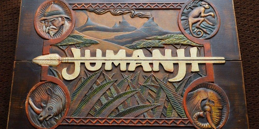 Jumanji Neu