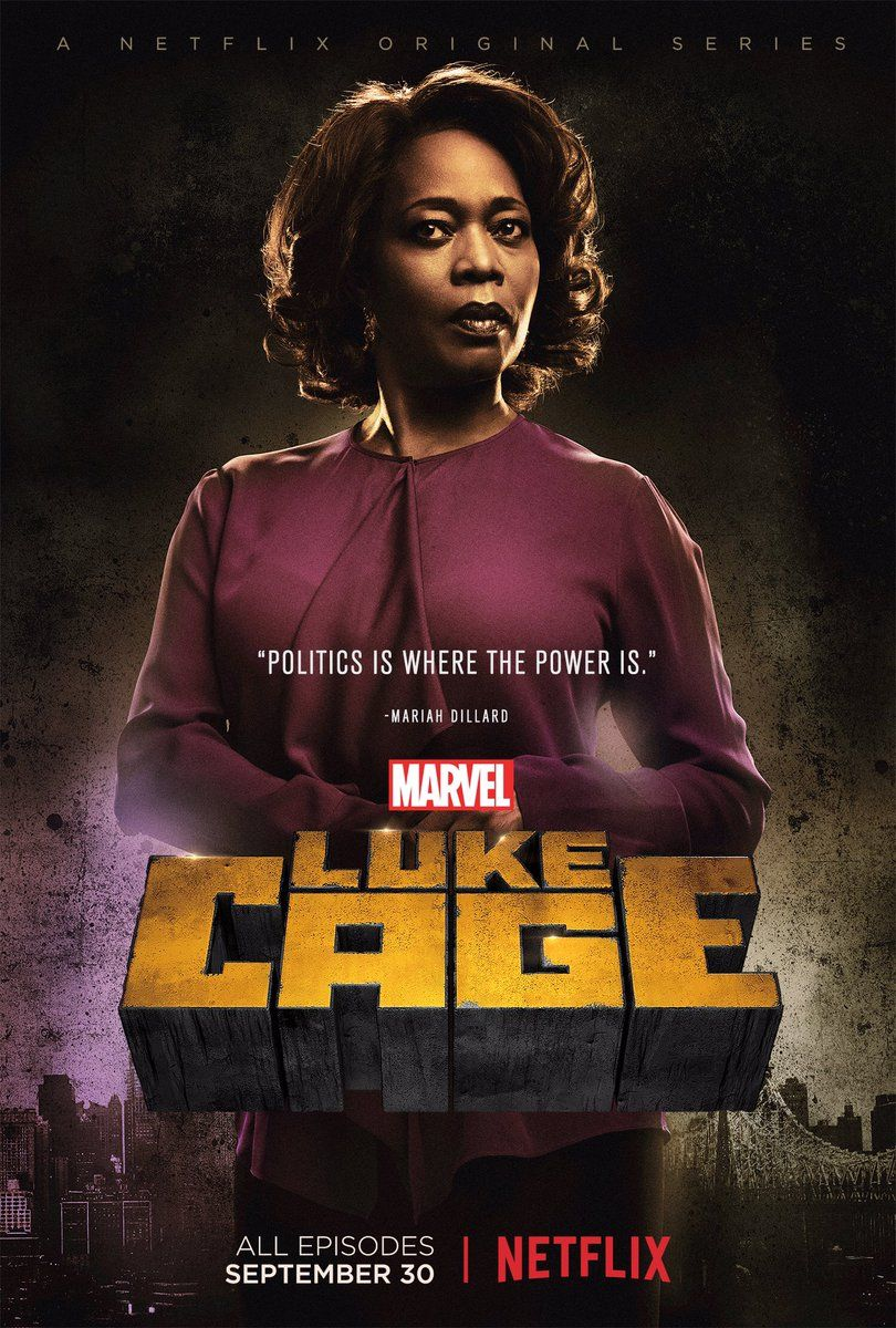 Luke Cage: New Posters Raise Questions About the MCU | Collider