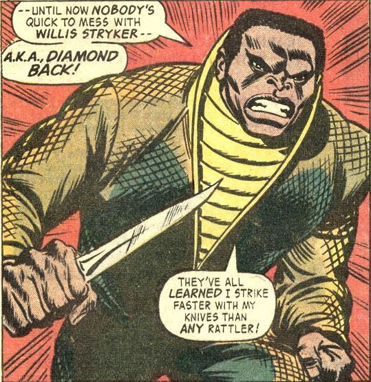 Luke Cage Villains Explained: Cottonmouth to Black Mariah