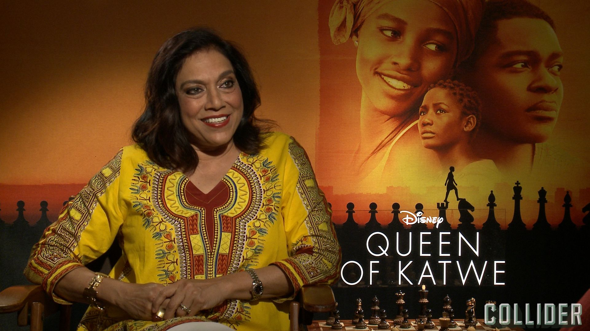 Mira Nair On The Incredible True Story Of Queen Katwe