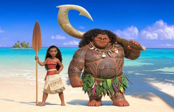 Moana: Dwayne Johnson, Lin-Manuel Miranda on Disney's Film