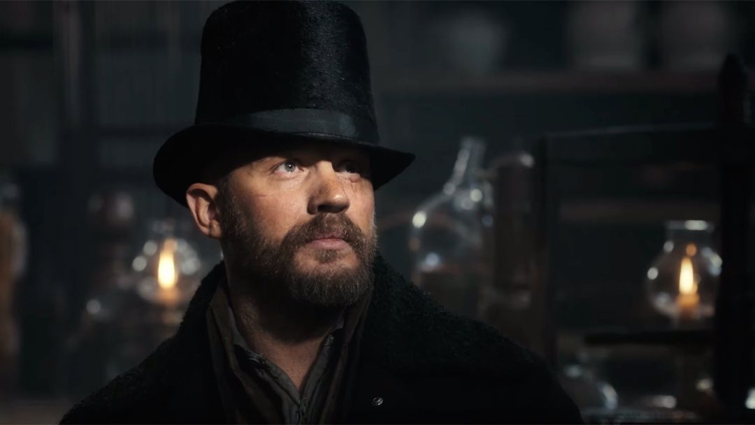 Steven Knight Talks 'A Christmas Carol' with Tom Hardy & Teases Ambitious Dickens Plans