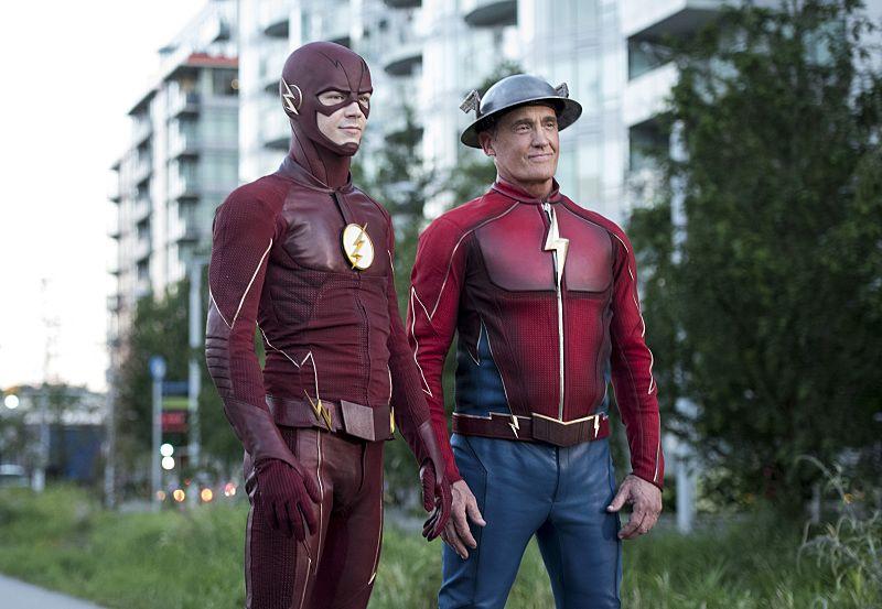 ผลการค้นหารูปภาพสำหรับ the flash season 3