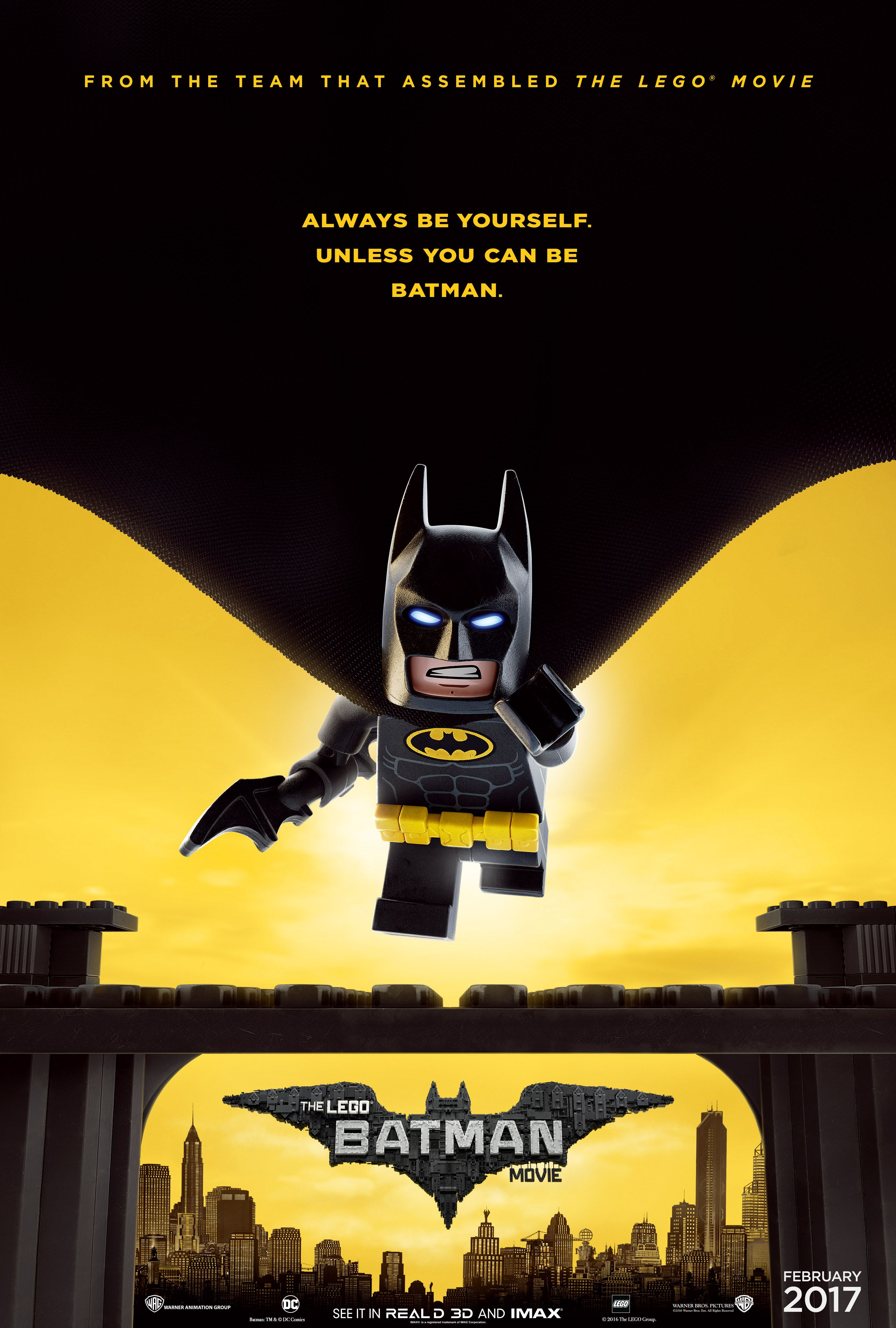 The LEGO Batman Movie: Billy Dee Williams to Play Two-Face ...
