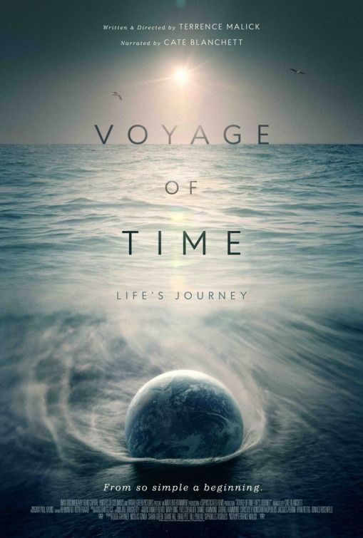 voyage of time life s journey review terrence ck gets cosmic voyage of time lifes journey poster