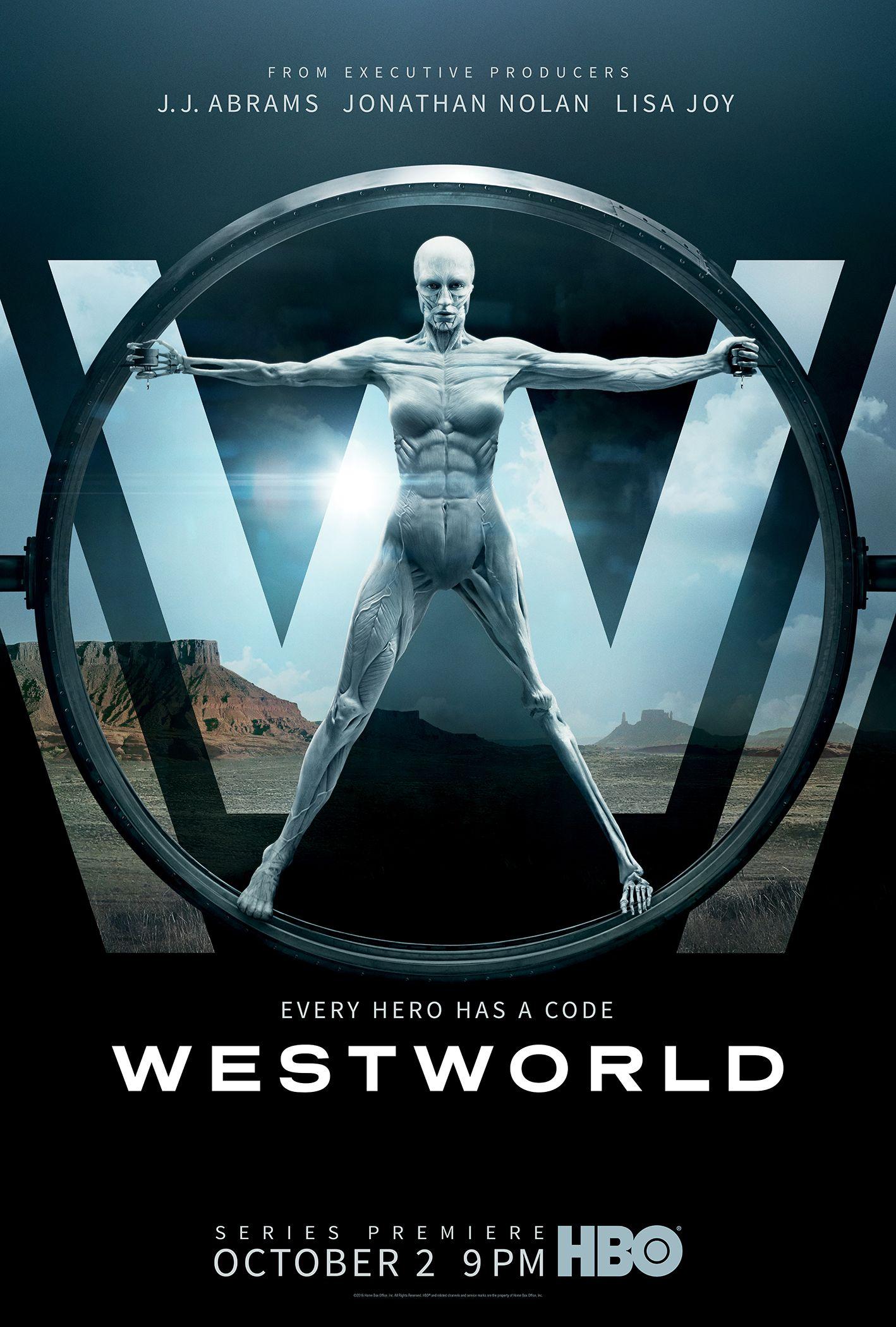 Мир Дикого запада 1 сезон 1-10 серия СУБТИТРЫ | Westworld