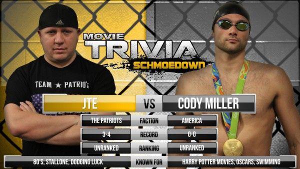 movie-trivia-schmoedown-JTE-Cody-Miller-tape
