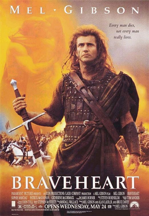 Image result for mel gibson in braveheart