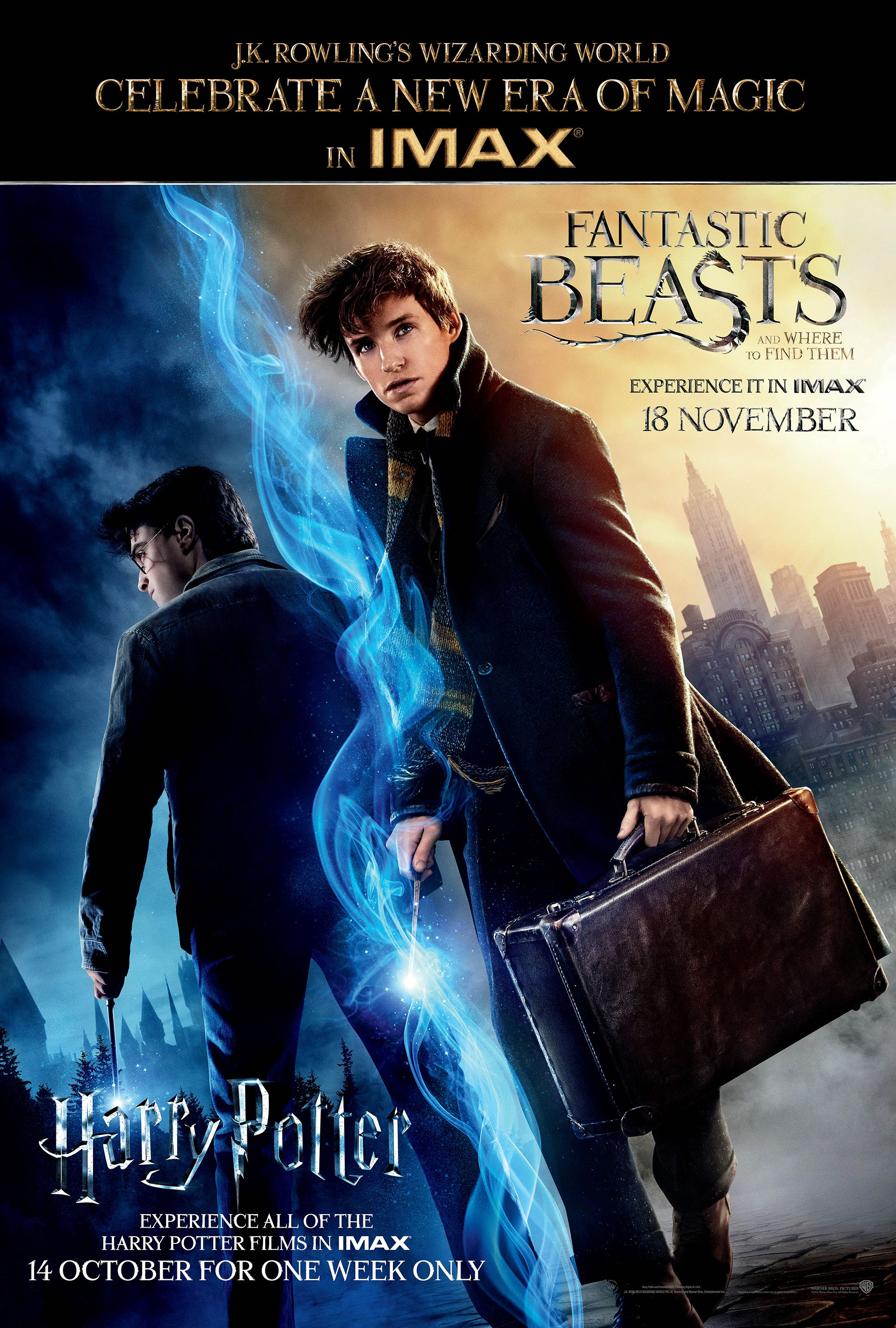 nye harry potter film