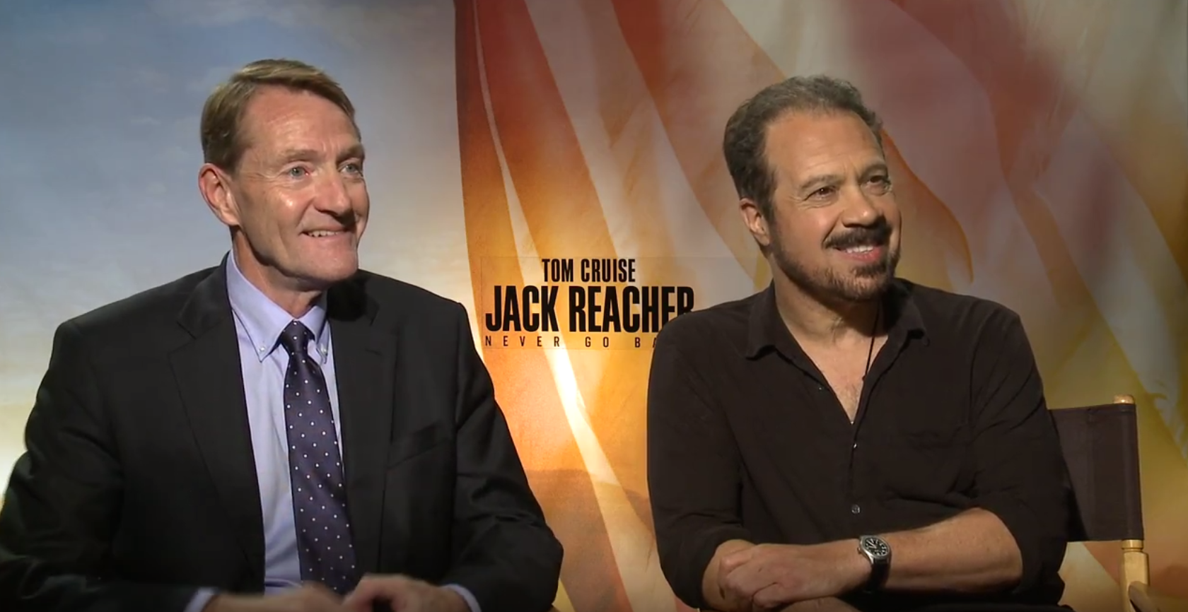 Watch In Conversation With Lee Child video